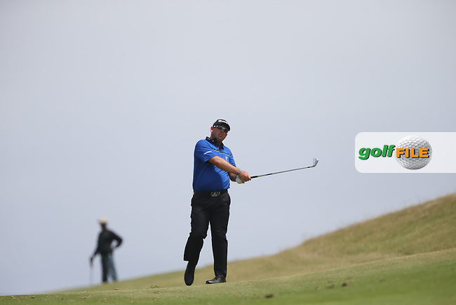 Justin Walters (RSA) plays second shot to the last during Round Two of the Africa Open 2015 at the East London Golf Club, East London, Eastern Cape, South Africa. Picture:  David Lloyd / www.golffile.ie. 06/03/2015