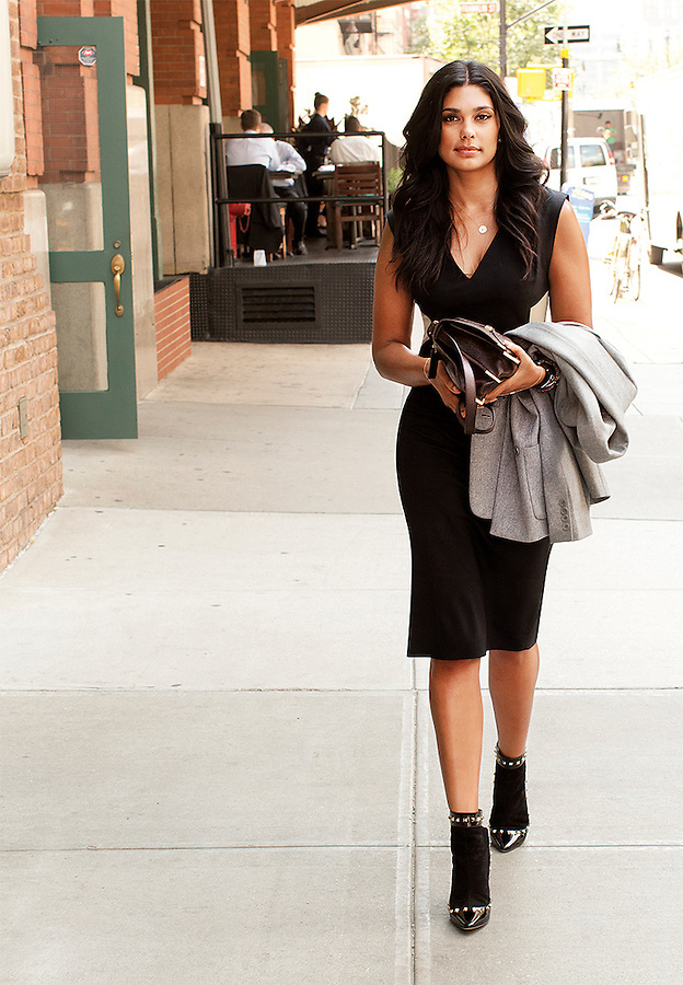 Rachel Roy is an American fashion designer