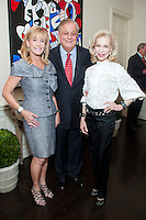 Memorial Hermann Reception at the Home of Lynn & Oscar Wyatt