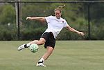 21 August 2009: Player/coach Christie Rampone. Sky Blue FC held a training session at the Home Depot Center in Carson, California one day before playing Los Angeles Sol in the inaugural Women's Professional Soccer Championship Game.
