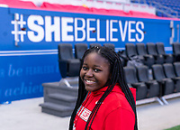 USWNT SheBelieves Hero, March 7, 2020