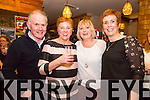 Enjoying the Sharon Shannon concert at O Riada's Bar Ballymac, on Friday were Tim Dineen, Mary Dineen, Sheila McCarthy, Mary Mahony