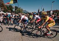 Jesus Herrada (ESP/Cofidis)<br /> <br /> MEN ELITE ROAD RACE<br /> Kufstein to Innsbruck: 258.5 km<br /> <br /> UCI 2018 Road World Championships<br /> Innsbruck - Tirol / Austria