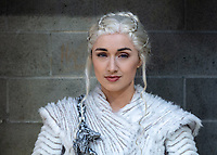 Daenerys, Mother of Dragons by Carma Cosplays, Emerald City Comicon, Seattle, Wa.