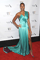NEW YORK, NY - OCTOBER 20: Damaris Lewis attends the American Ballet Theater 2016 Fall Gala on October 20, 2016 at David H. Koch Theater at Lincoln Center in New York City. Photo by John Palmer/MediaPunch