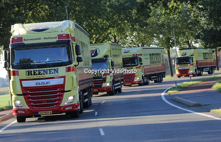 Van Reenen Barneveld.Van Reenen Transport Vidiphoto