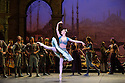 London, UK. 12.01.2016. English National Ballet present Le Corsaire, at the London Coliseum. Picture shows: Laurretta Summerscales (Medora). Photograph © Jane Hobson.