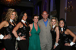 Martha Byrne - Ken Daneyko (NJ Devils) & girls at the benefit Angels for Hope which benefits St. Jude Children's Research Hospital on May 29, 2009 at the Estate at Florentine Gardens, Rivervale, NJ. (Photo by Sue Coflin/Max Photos)