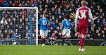 20.02.2020 Rangers v SC Braga: Allan McGregor beaten by Fransergio