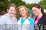 Gina Reidy Castleisland, Sarah and Katie O'Halloran Ballyheigue at the Castleisland races in Powells road Castleisland on Sunday   Copyright Kerry's Eye 2008