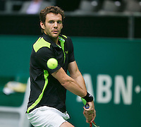 10-02-14, Netherlands,Rotterdam,Ahoy, ABNAMROWTT,, ,  Paul-Henri Mathieu(FRA) <br /> Photo:Tennisimages/Henk Koster