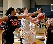 Girls' Basketball: Bentonville vs Russellville
