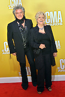 NASHVILLE, TN - NOVEMBER 1: Marty Stuart and Connie Smith on the Macy's Red Carpet at the 46th Annual CMA Awards at the Bridgestone Arena in Nashville, TN on Nov. 1, 2012. © mpi99/MediaPunch Inc. /NortePhoto