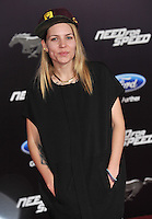 Skylar Grey at the U.S. premiere of &quot;Need for Speed&quot; at the TCL Chinese Theatre, Hollywood.<br /> March 6, 2014  Los Angeles, CA<br /> Picture: Paul Smith / Featureflash