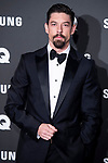 Actor Adrian Lastra attends the 2018 GQ Men of the Year awards at the Palace Hotel in Madrid, Spain. November 22, 2018. (ALTERPHOTOS/Borja B.Hojas)