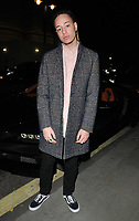Isaiah Dreads at the GQ Car Awards 2018, Corinthia Hotel, Whitehall Place, London, England, UK, on Monday 05 February 2018.<br /> CAP/CAN<br /> &copy;CAN/Capital Pictures
