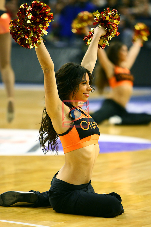 Dream Cheers - Caja Laboral vs Lagun Aro GBC: 72-65 - Copa del Rey 2012 - Cuartos de Final.