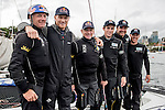 11 Dec 2014 - Extreme Sailing Series Act 8 - Day 1