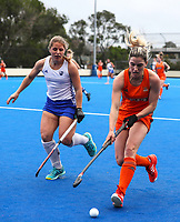 190811 National Hockey League Women's Preseason - Auckland v Midlands