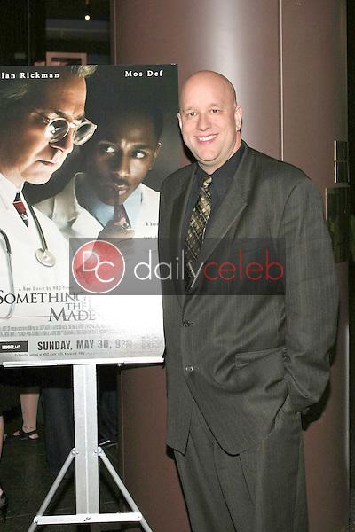 Producer Eric Hetzel