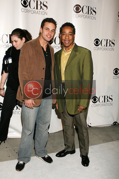 Chris Johnson and Giancarlo Esposito<br />at the CBS, Paramount, UPN, Showtime and King World's 2006 TCA Winter Press Tour Party. The Wind Tunnel, Pasadena, CA. 01-18-06<br />Dave Edwards/DailyCeleb.com 818-249-4998