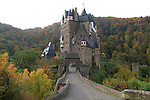 Burg Eltz Castle along the Mosel River Valley, France