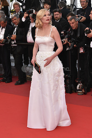 Kirsten Dunst<br /> 'Loving' screening arrivals during the 69th International Cannes Film Festival, France May 16, 2016.<br /> CAP/PL<br /> &copy;Phil Loftus/Capital Pictures /MediaPunch ***NORTH AND SOUTH AMERICA ONLY***