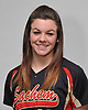 Emily Corchia of Sachem East poses for a portrait during the Newsday varsity softball season preview photo shoot at company headquarters on Friday, Mar. 18, 2016.