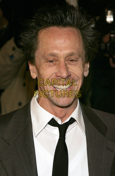 "BRIAN GRAZER.The NY Premiere of ""Inside Man"" at the Ziegfeld Theatre, New York, NY, USA..March 19th, 2006.Photo: Jackson Lee/Admedia/Capital Pictures.Ref: JL/ADM.headshot portrait .www.capitalpictures.com.sales@capitalpictures.com.© Capital Pictures."