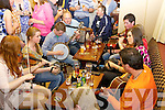 Live music last Sunday in Kate Brown's Bar for the Con Curtin Music Festival in Brosna.