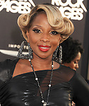 HOLLYWOOD, CA - JUNE 08: Mary J. Blige arrives at the 'Rock Of Ages' - Los Angeles Premiere at Grauman's Chinese Theatre on June 8, 2012 in Hollywood, California.