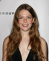 LOS ANGELES, CA - FEBRUARY 10: Maggie Rogers attends Universal Music Group's 2019 After Party at The ROW DTLA on February 9, 2019 in Los Angeles, California. Photo: CraSH/imageSPACE / MediaPunch