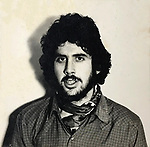 Robert Landau passport photo 1971
