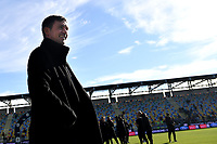 Paolo Maldini of AC Milan is seen ahead the Serie A 2018/2019 football match between Frosinone and AC Milan at stadio Benito Stirpe, Frosinone, December, 26, 2018 <br />  Foto Andrea Staccioli / Insidefoto
