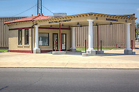 Waite Phillips Filling Station Sulpulpa Oklahoma
