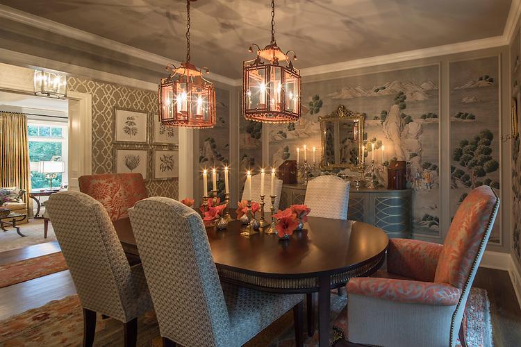Scantland Residence | Sherman & Hiteshew Private Residence | Sherman & Hiteshew Interior Design