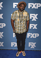 PASADENA, CA - JANUARY 5:  Brian Tyree Henry at the 2018 FX Networks Winter TCA Star Walk at The Langham Huntington Hotel and Spa on January 5, 2018 in Pasadena, California. (Photo by Scott Kirkland/FX/PictureGroup)