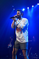 OCT 04 Jon Bellion performing at The Roundhouse, Camden in London