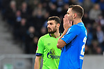 01.12.2018, wirsol Rhein-Neckar-Arena, Sinsheim, GER, 1 FBL, TSG 1899 Hoffenheim vs FC Schalke 04, <br /> <br /> DFL REGULATIONS PROHIBIT ANY USE OF PHOTOGRAPHS AS IMAGE SEQUENCES AND/OR QUASI-VIDEO.<br /> <br /> im Bild: Frust bei Adam Szalai (TSG Hoffenheim #28)<br /> <br /> Foto © nordphoto / Fabisch
