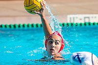 Stanford, California - February 2nd 2020: Women's Water Polo vs University of California at the Avery Aquatic Center. Stanford prevailed by a score of 10-6.