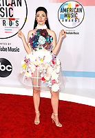LOS ANGELES, CA - OCTOBER 09: Qveen Herby attends the 2018 American Music Awards at Microsoft Theater on October 9, 2018 in Los Angeles, California.  <br /> CAP/MPI/IS<br /> ©IS/MPI/Capital Pictures