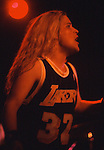 MOTHER LOVE BONE Andrew Wood of Mother Love Bone 1988.