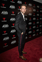 DORAL, FL - NOVEMBER 6: Mauricio Henao on the red carpet for Telemundo's season premiereofSenora Acero,La Coyote in CineBistro at City Place Doral, Florida. November 6, 2017. Credit: mpi140 / MediaPunch /NortePhoto.com