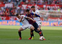 SEVILLA FC  v FC BARCELONA.LA LIGA 2018/2019. ROUND 25.