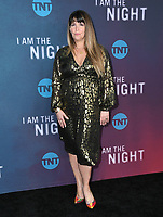 "09 May 2019 - North Hollywood, California - Patty Jenkins. Emmy FYC for TNT'S ""I Am the Night"" held at the Saban Media Center at the Television Academy. Photo Credit: Birdie Thompson/AdMedia"