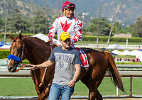ARCADIA, CA APRIL 22:  #1 Collected ridden by Martin Garcia, after winning the Californian Stakes (Grade ll) on April 22, 2017 at Santa Anita Park in Arcadia, CA.(Photo by Casey Phillips/Eclipse Sportswire/Getty Images)ARCADIA, CA APRIL 22:  #1 Collected ridden by Martin Garcia, after winning the Californian Stakes (Grade ll) on April 22, 2017 at Santa Anita Park in Arcadia, CA.(Photo by Casey Phillips/Eclipse Sportswire/Getty Images)