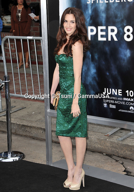 Paz Vegas  at Super 8 Premiere at the Westwood Village Theatre in Los Angeles.