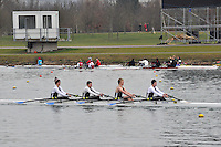 397 Evesham RC J17A.4x‐..Marlow Regatta Committee Thames Valley Trial Head. 1900m at Dorney Lake/Eton College Rowing Centre, Dorney, Buckinghamshire. Sunday 29 January 2012. Run over three divisions.