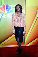 LOS ANGELES - FEB 20:  Cassandra Freeman at the NBC's Los Angeles Mid-Season Press Junket at the NBC Universal Lot on February 20, 2019 in Universal City, CA