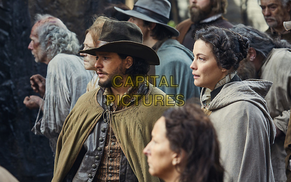 Gunpowder (2017)<br /> Liv Tyler &amp; Kit Harington<br /> *Filmstill - Editorial Use Only*<br /> CAP/KFS<br /> Image supplied by Capital Pictures